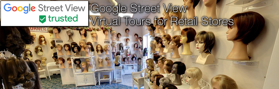 Example Google Street View Virtual Tours for Retail Businesses