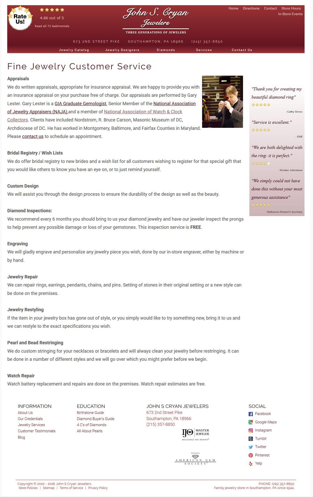 jewelry certificate template style guru fashion glitz